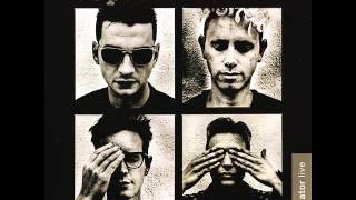 Depeche Mode Black Celebration live in Los Angeles 4.08.1990