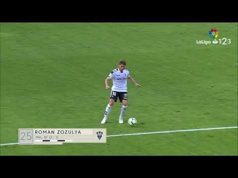 Resumen de Nàstic vs Albacete Balompié (3-1)