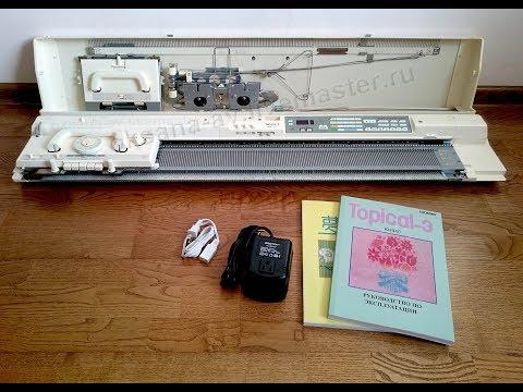 Вязальная машина Brother KH-940 (№6014601)