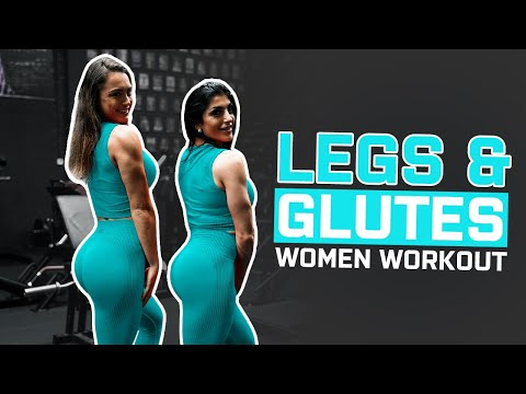 Intense Legs and Glutes training | Women Workouts