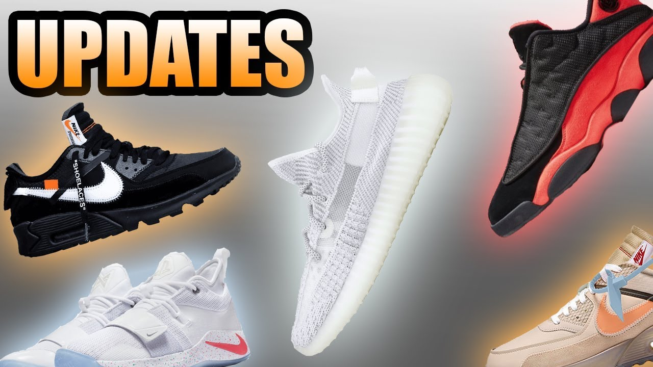 49a1a3d4 Off White Air Max 90 Stock | Actual Yeezy 3M Stock | Sneaker Updates ...