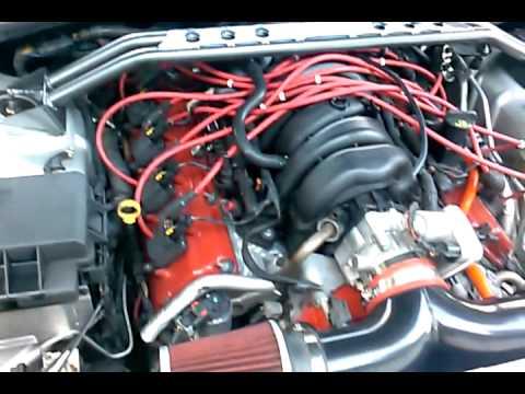 2005 chrysler 300c hp