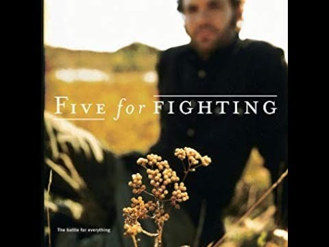 Five For Fighting - 100 Years (Lirik Music) mp3