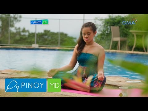 Pinoy MD: Divine discovers new ways to relieve stress