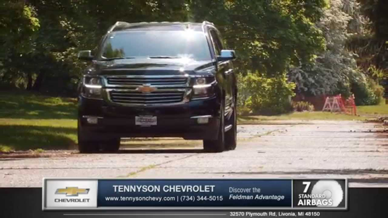 2015 Chevy Suburban Is A Better Value Than New GMC Yukon