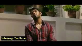 Raja rani Arya love feeling whatsapp status dialogue