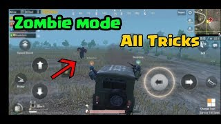 PUBG MOBILE ZOMBIE MODE : Tricks to Survive and Secrects (Hindi)