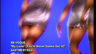 En Vogue - My Lovin (You're Never Gonna Get It) Ultra High Quality