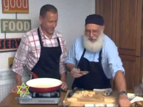 Kosher Cooking with Rabbi Avi and Jewish / Israeli Art on To Life, L'Chaim on JLTV