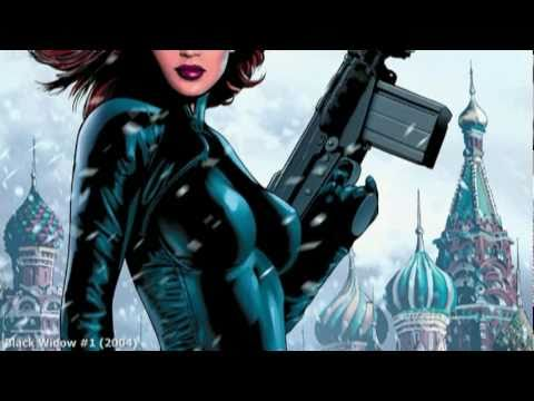 Superhero Origins: Black Widow