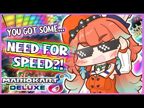 【MARIO KART】NEED FOR SPEED #kfp #キアライブ