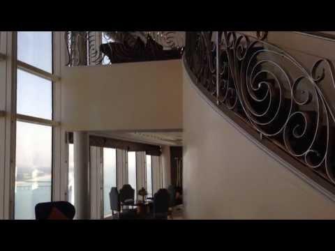 Burj Al Arab Panoramic Suite.