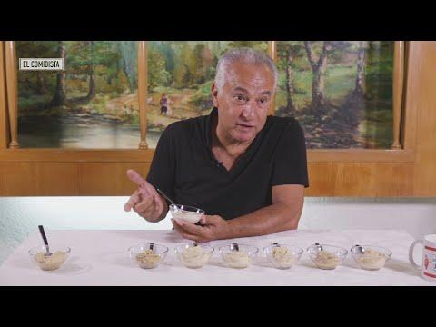 EL COMIDISTA   ¿Cuál es el mejor hummus envasado?