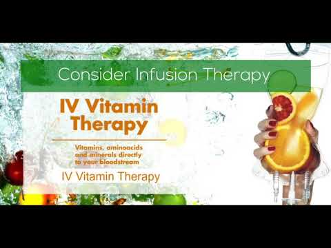 Balanced Healing Infusion Therapy Video