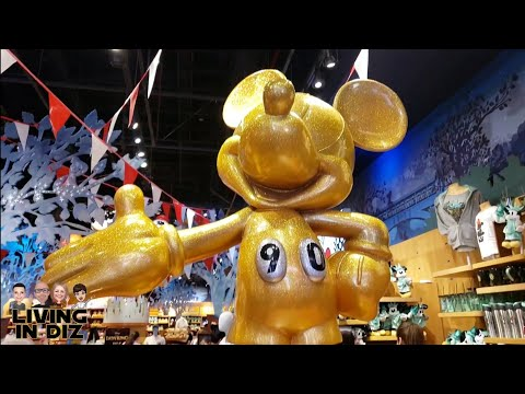Disney Store Times Square NYC - Tour 2019