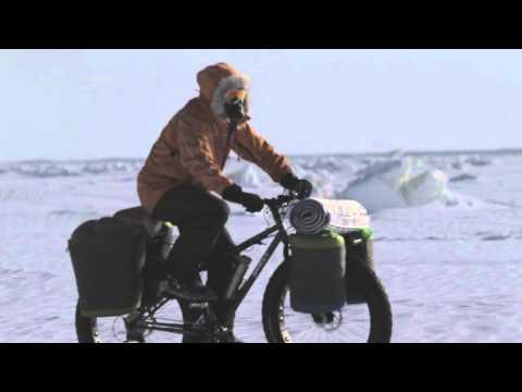 Hudson Bay Fat Bike - South Pole Training