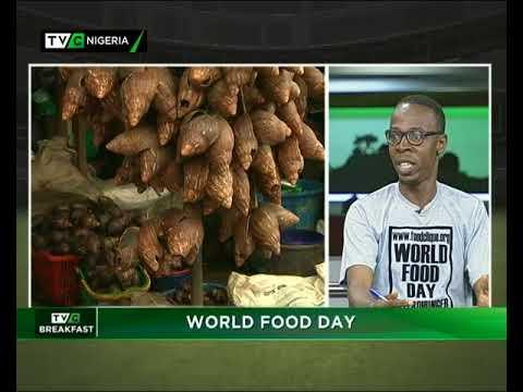 TVC Breakfast Oct 16th | World Food Day