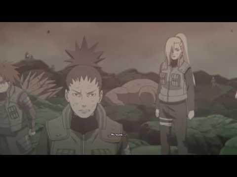Naruto Ultimate Ninja Storm 4 Story Mode Part 2