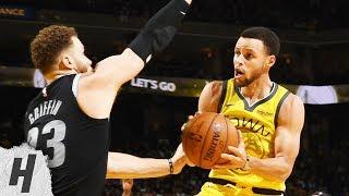 Detroit Pistons vs Golden State Warriors - Full GamHighlights | March 24, 2019