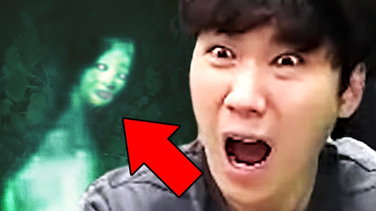 5 SCARY Ghost Videos To Cause A CRAZY REACTION