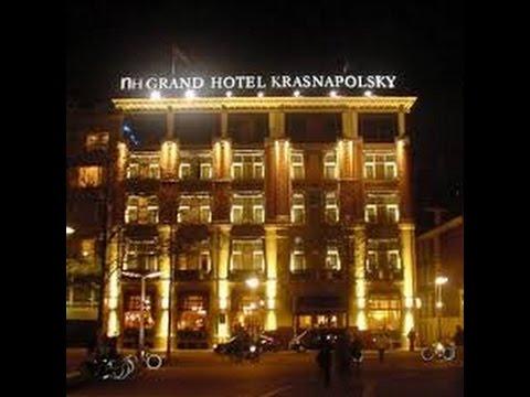 Amsterdam Nh Grand Hotel Krasnapolsky Youtube