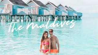 Maldives Vlog I Our Honeymoon I Dizzybrunette3 I 4k