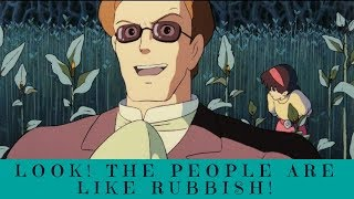 Learn Japanese with Anime - Look! The People Are Like Rubbish