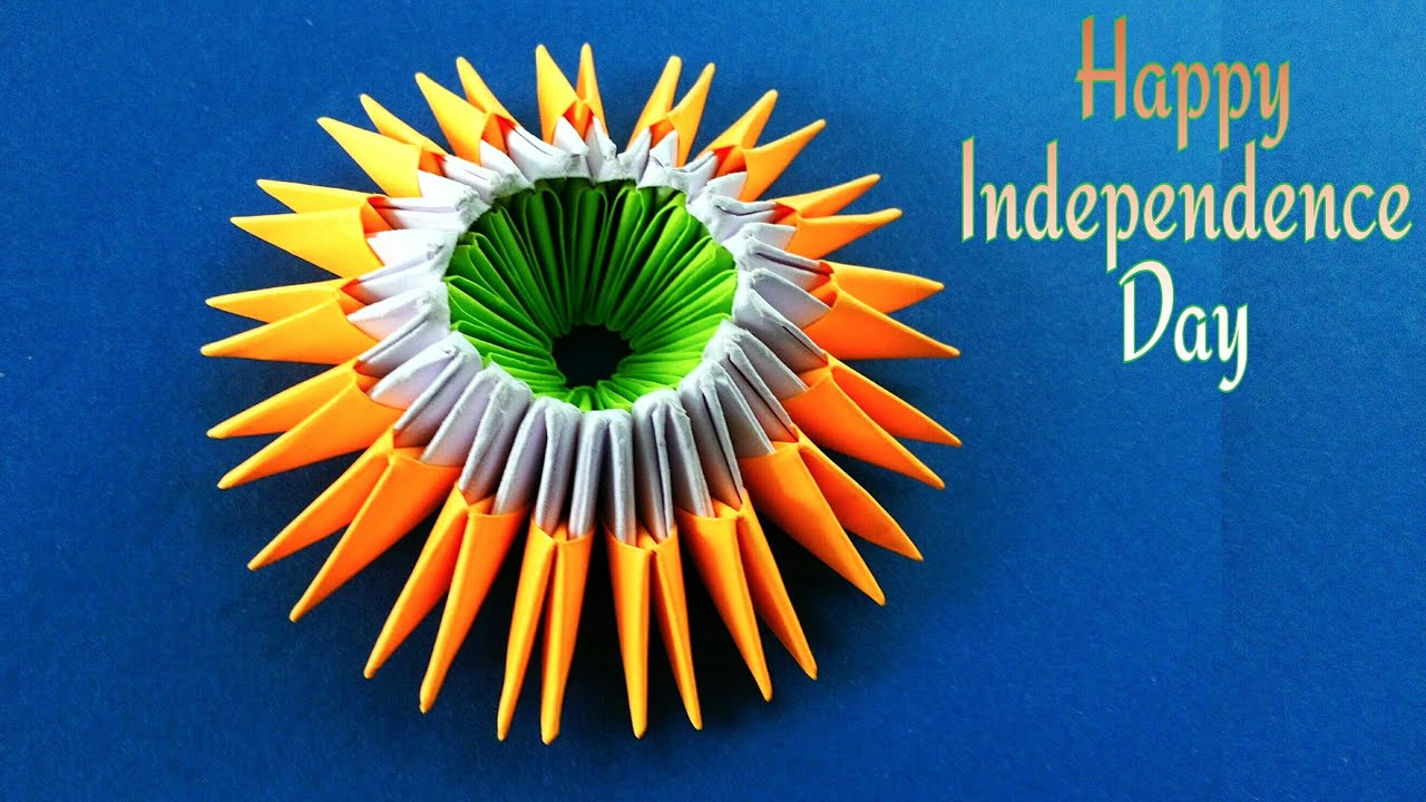 also modular origami special indian independence day youtube rh