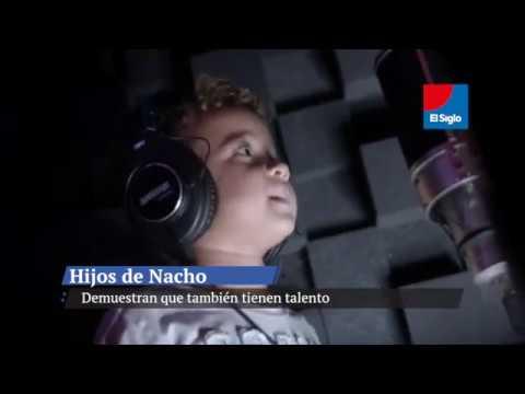 Se vuelve viral canción y video de Nacho junto a sus cuatro hijos