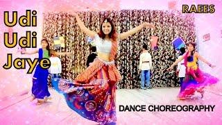 udi udi jaye   raees   shah rukh khan mahira khan   ram sampath dance choreography