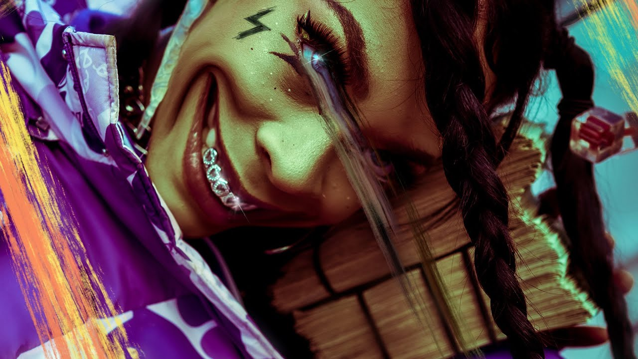 """Lightning"" Rico Nasty [Official Music Video]"