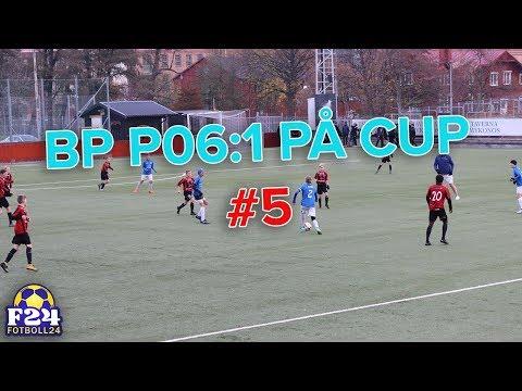 Följer med Brommapojkarna P06:1 på Cup #5 - Utklassning mot Trelleborg!   Fotboll24