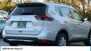 Used 2020 Nissan Rogue S R02359N