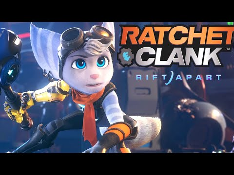 Ratchet & Clank Rift Apart Reveal Trailer PS5 2020 HD