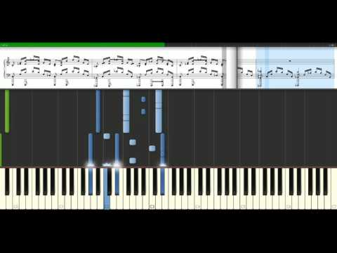Fort Minor - Remember the name [Piano Tutorial] Synthesia