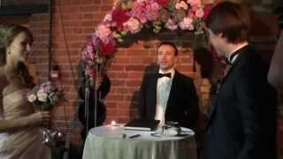 Выездная свадебная регистрация! Иллюзионист на свадьбу Рафаэль.