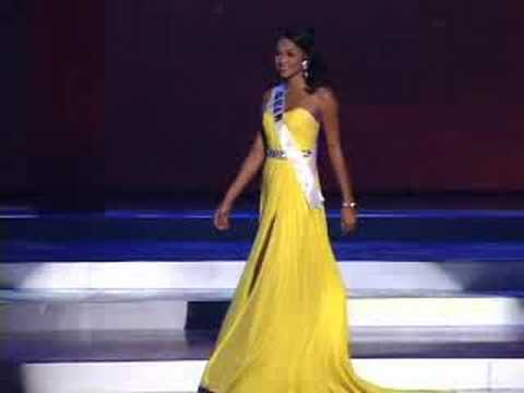 Guam - Miss Universe 2008 Presentation - Evening Gown - YouTube