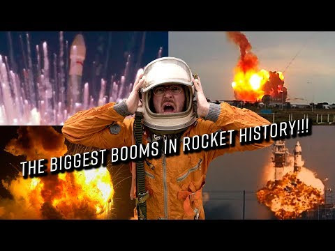 The Biggest BOOMS in Rocket History