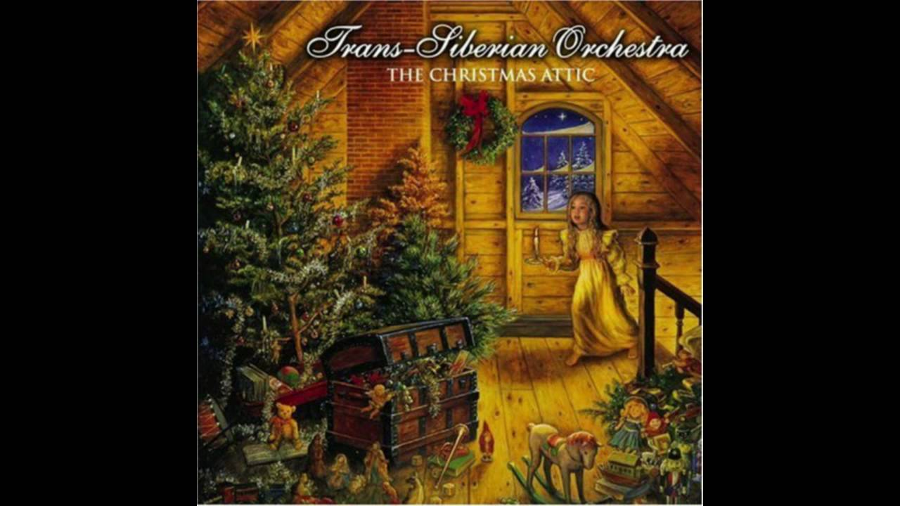 The Ghosts of Christmas Eve - Trans-Siberian Orchestra - YouTube