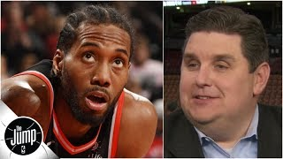 Raptors are the best defense Warriors have faced in 5-year Finals run - Brian Windhorst | The Jump