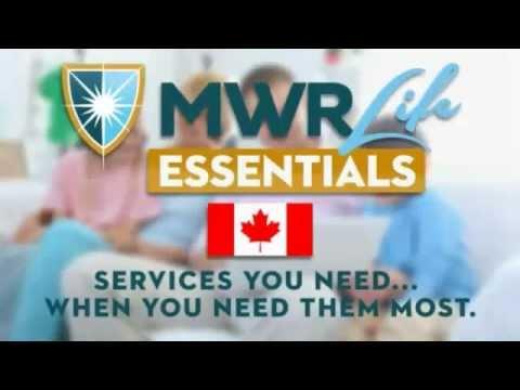 MWR Life Canada - Life Essential Plan