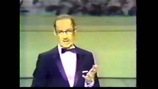 Groucho Marx 1968 Tony Awards