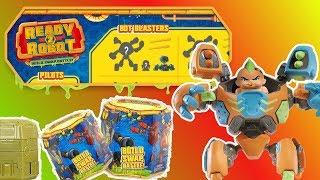 Ready 2 Robot • Kapsuły z robotami • unboxing