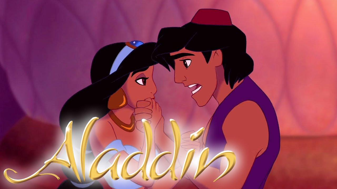 Disney - Aladdin - Auf DVD und Blu-ray