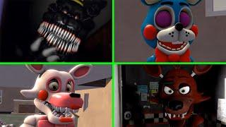 SFM FNaF: Mercilessly Movie (Five Nights at Freddy's Animated)