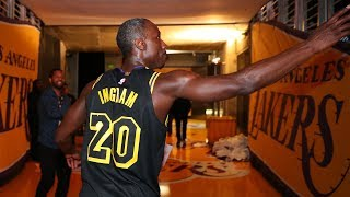 Andre Ingram's NBA Debut