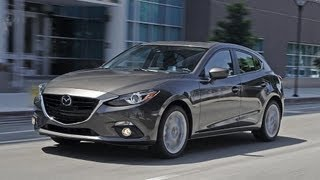 Mazda3 5l First Drive Review Fast Fun Pricey