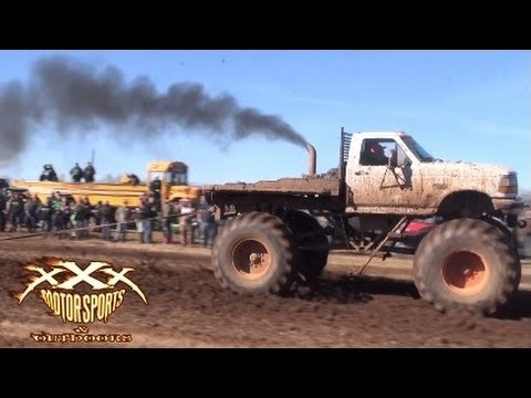MOTS TRUCK CHALLENGE - TIRE PULL!