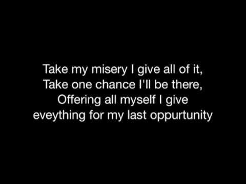 Miss May I-Relentless Chaos(Lyrics)