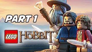 LEGO: The Hobbit Walkthrough Part 1 - Erebor & Burglers (PS4 1080p Gameplay)